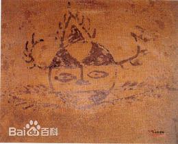 中国原始绘画艺术 - 美术史论 - 京龙艺圣
