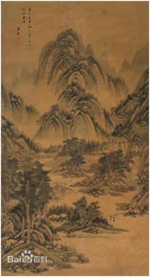 清代绘画艺术 - 美术史论 - 京龙艺圣