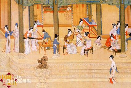 明代绘画艺术 - 美术史论 - 京龙艺圣