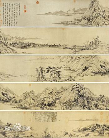 元代绘画艺术 - 美术史论 - 京龙艺圣
