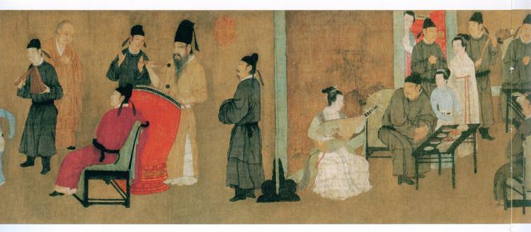 五代绘画史概论 - 美术史论 - 京龙艺圣