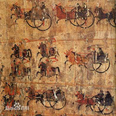 秦汉绘画艺术 - 美术史论 - 京龙艺圣