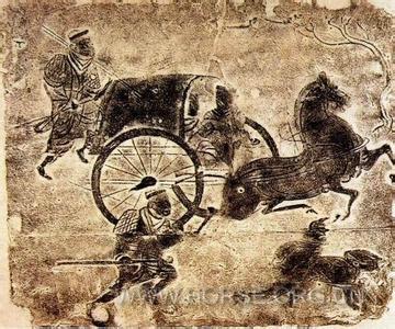 商-西周-春秋绘画艺术 - 美术史论 - 京龙艺圣