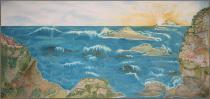 中国帛画中的——[膠帛画] - 热点赏析 - 京龙艺圣
