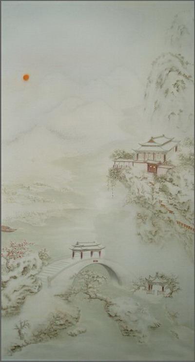 中国帛画中的——[涎帛画] - 热点赏析 - 京龙艺圣