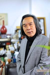霍春阳老师教画牡丹 - 艺术视频 - 京龙艺圣